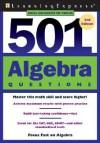 501 Algebra Questions - LearningExpress