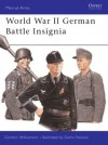 World War II German Battle Insignia - Gordon Williamson, Darko Pavlović