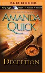 Deception - Amanda Quick, Anne Flosnik