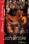 Panthers' Prey [Black Panthers 1] (Siren Publishing Menage Everlasting) - Leah Brooke