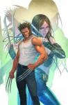 Old Man Logan #4 Cover B Manga Variant Cover (Secret Wars Warzones Tie - In) - Brian Bendis, Andrea Sorrentino