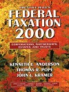 Prentice Hall's Federal Taxation, 2000: Corporations, Partnerships, Estates & Trus - John L. Kramer, Thomas R. Pope