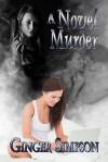 A Novel Murder - Ginger Simpson