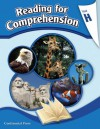 Reading Comprehension Workbook: Reading for Comprehension, Level H - 8th Grade - continental press