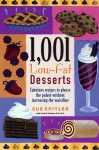 1,001 Low-Fat Desserts - Sue Spitler, Linda Yoakam