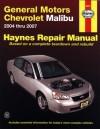 GM: Chevrolet Malibu, '04-'07 - Ken Freund, Ken Freund