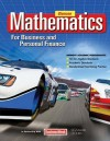 Math for Business and Personal Finance Student Edition - Glencoe/McGraw-Hill, Temoleon G. Rousos