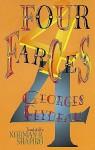 Four Farces - Georges Feydeau, Norman R. Shapiro