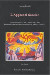 L'Apprenti Sorcier: Du Cercle Communiste Democratique a Acephale: Textes, Lettres et Documents 1932-39 - Georges Bataille