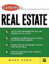 Careers in Real Estate - Mark Rowh