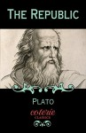 The Republic (Coterie Classics with Free Audiobook) - Plato, Desmond Lee, Desmond Lee