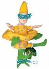 The Library Dragon Flip Doll (Fabric) - Carmen Agra Deedy
