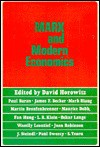 Marx And Modern Economics - David Horowitz