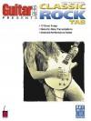 Guitar One Presents Classic Rock Tab - Hal Leonard Publishing Company