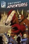 Uncanny Adventures - Jesse Dubin, Various, Andrez Bergen, Dan Conner, Mister V., Ethan Nicolle