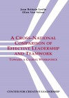 A Cross-National Comparison of Effective Leadership and Teamwork: Toward a Global Workforce - Ellen Van Velsor