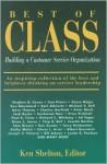 Best of Class - Ken Shelton
