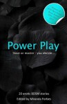 Power Play - No pain, No Pleasure! (Xcite Best-Selling Collections) - Rachel Kramer Bussel, Shanna Germain, D.L. King, Miranda Forbes, Alex Jordaine, K.D. Grace, Kay Jaybee