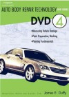 Auto Body Repair Technology DVD 4 - James E. Duffy