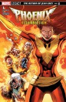 Phoenix Resurrection: The Return Of Jean Grey (2017-2018) #1 (of 5) - Leinil Francis Yu, Matt Rosenberg