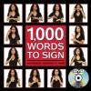1,000 Words to Sign - Geoffrey Poor