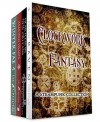 Clockwork Fantasy: A Steampunk Collection - Pauline Creeden, Melissa Turner Lee