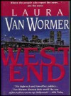 West End: A Novel - Where the People Who Report the News Are the News [2 Audio Cassettes/3 Hrs.] - Laura Van Wormer, Patricia Elliott