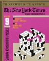 The New York Times Classic Sunday Crossword Puzzles, Volume 9 - Eugene Maleska