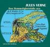 Den hemmelighetsfulle øya - Nils Nordberg, Jules Verne