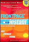 FrontPage 2002 in an Instant - maranGraphics Development Group