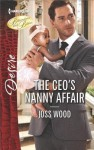 The CEO's Nanny Affair - Joss Wood