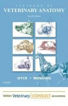Textbook Of Veterinary Anatomy: With Veterinary Consult Access - K.M. Dyce, Wolfgang O. Sack, C.J.G. Wensing