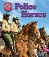Police Horses - Katie Clark