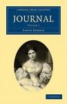 Journal 2 Volume Paperback Set - Fanny Kemble, Kemble Fanny, Koch-Gr Nberg