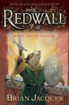 Redwall  - Brian Jacques, Gary Chalk