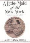 A Little Maid of Old New York - Alice Turner Curtis, Elizabeth Philsbry, Elizabeth Pilsbury
