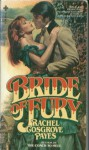 Bride of Fury - Rachel Cosgrove Payes