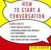 How to Start a Conversation - Don Gabor