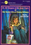 It All Began with Jane Eyre: Or, the Secret Life of Franny Dillman - Sheila Greenwald