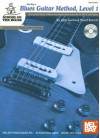 Blues Guitar Method, Level 1: An Essential Study of Blues Accompaniment Guitar for All Skill-Level Players [With CD] - John Garcia
