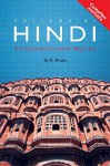 Colloquial Hindi: The Complete Course for Beginners (Colloquial Series) - Tej K. Bhatia