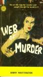 Web of Murder - Harry Whittington, Kuhn Colby