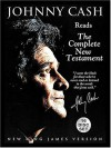 Johnny Cash Reads the Complete New Testament-NKJV - Anonymous, Johnny Cash