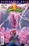 Mighty Morphin Power Rangers #26 - Kyle Higgins