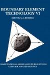 Boundary Element Technology VI - C.A. Brebbia