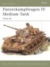 Panzerkampfwagen IV Medium Tank 1936-45 - Bryan Perrett