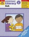 Everyday Literacy: Math, Grade K - Evan-Moor Educational Publishers