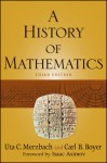 A History of Mathematics Third Edition - Uta C. Mertzbach, Carl B. Boyer