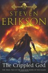 The Crippled God - Steven Erikson, Steven Erikson