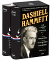 Dashiell Hammett: The Library of America Edition: Hammett: LOA Edition - Dashiell Hammett, Steven Marcus